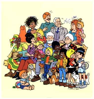 Jan jans en de kinderen graphics