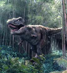 Jurassic park graphics