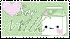 Kawaii stamps graphics