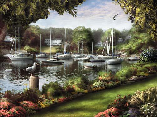 Landscapes graphics