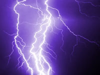 Lightning graphics