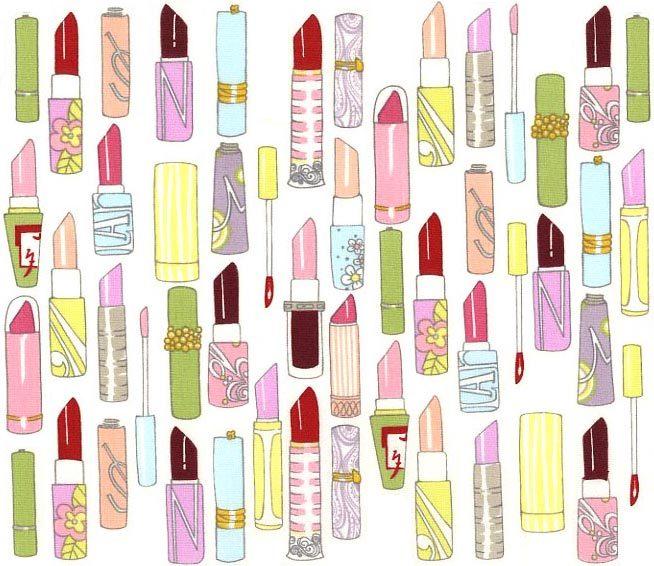 Lipstick graphics