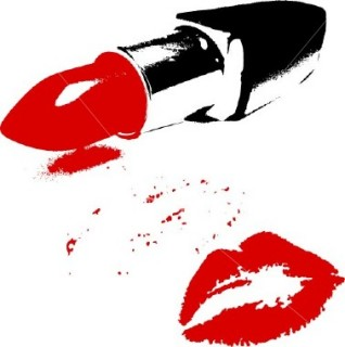 Lipstick graphics