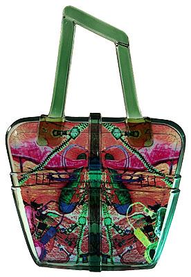 Luggage graphics