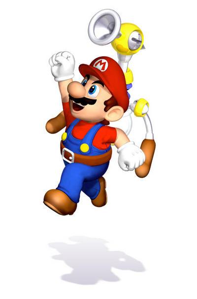 Mario graphics