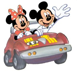 Mickey and minnie mouse Graphics