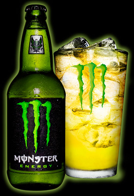 Monster energy graphics