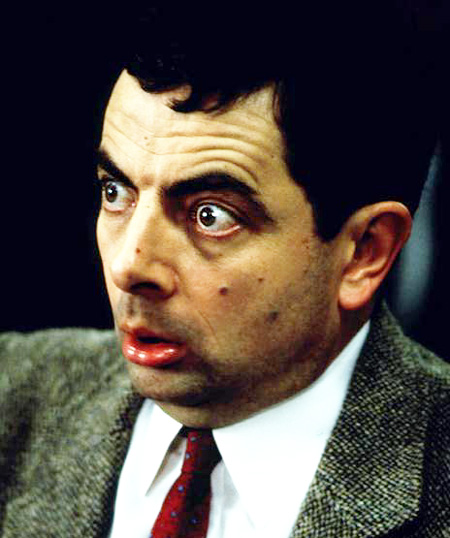 Mr bean graphics