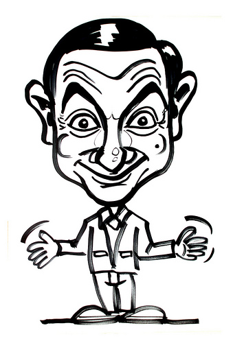 Graphics mr bean graphics