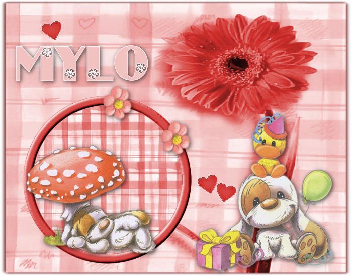 Mylo graphics