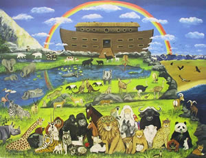 Noahs ark graphics