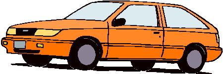 Orange graphics