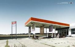 Petrol pump graphics