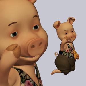 Pigs graphics