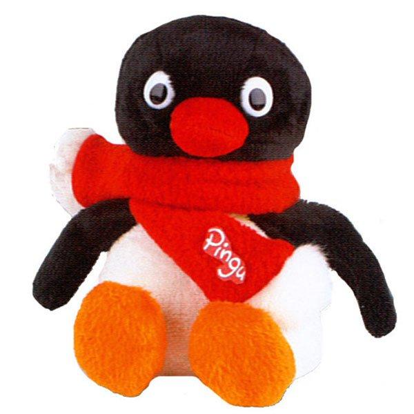 Pingu graphics