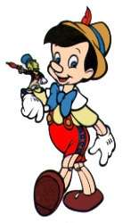Pinocchio graphics