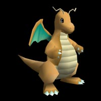 Pokemon 3d graphics