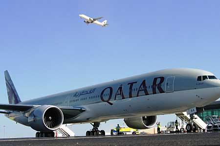 Qatar graphics