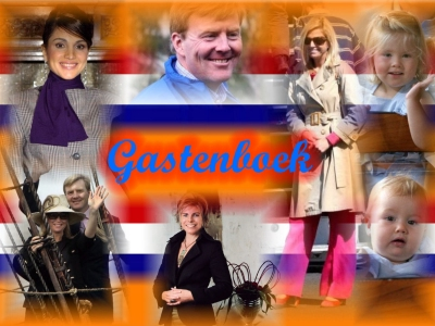 Queens day graphics