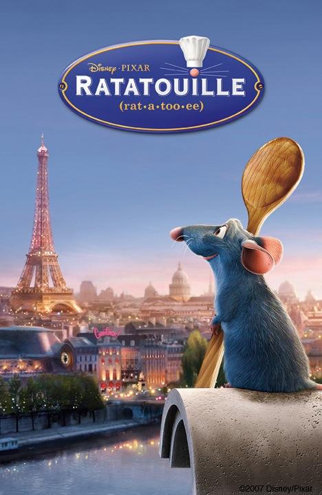 Ratatouille graphics