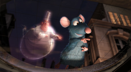 Ratatouille graphics