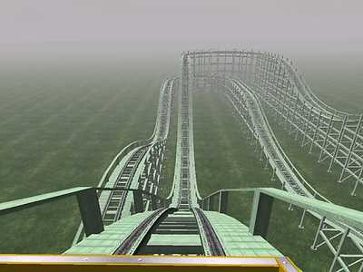 Rollercoaster graphics
