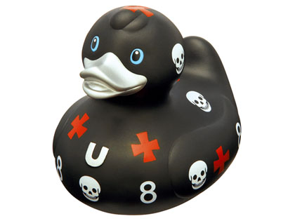 Rubber duck graphics