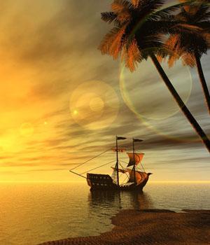 Sailboats graphics