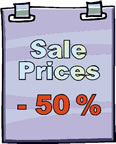 Sale graphics