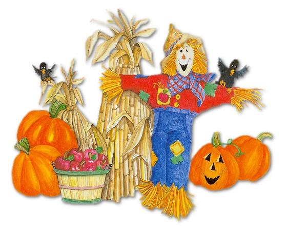 Scarecrow graphics