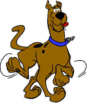 Scooby doo graphics
