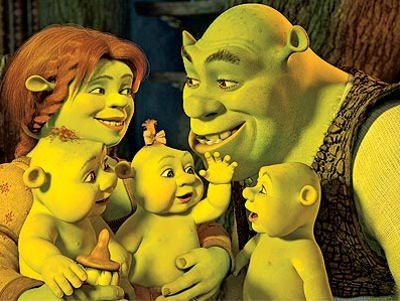 Shrek graphics