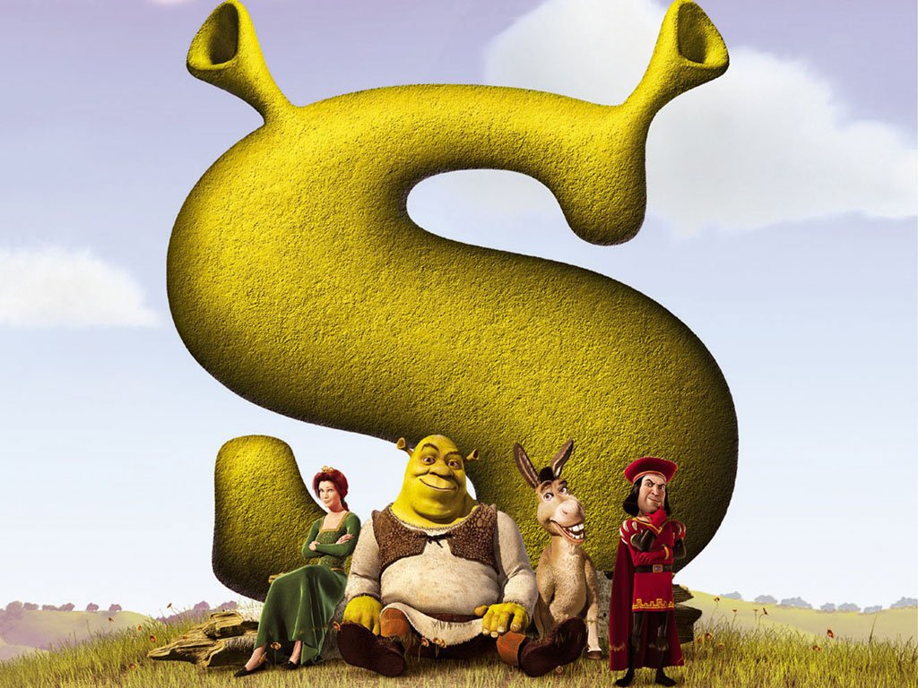 Shrek 2 Cartoon Characters : Shrek graphic animated gif graphics