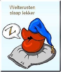 Sleep well graphics