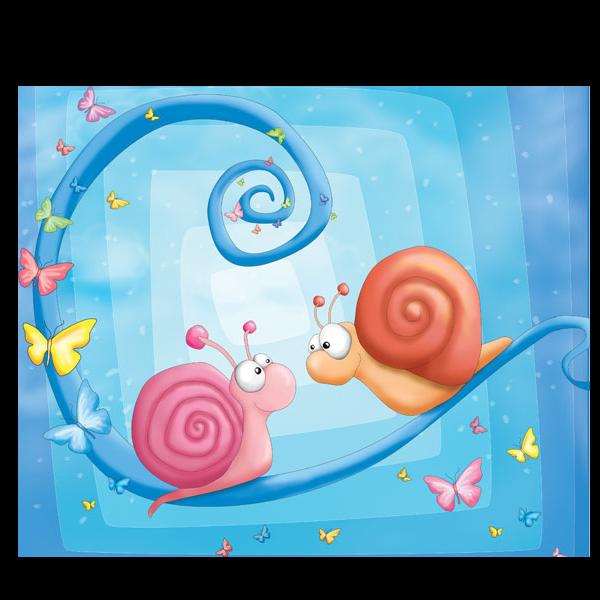 Snails graphics