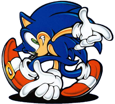 Sonic the hedgehog graphics