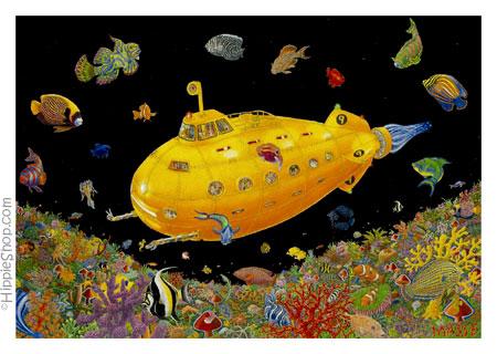 Submarine graphics