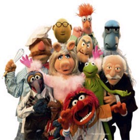 Graphics The muppets