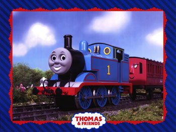 Graphics Thomas the tank engine