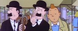 Tintin graphics