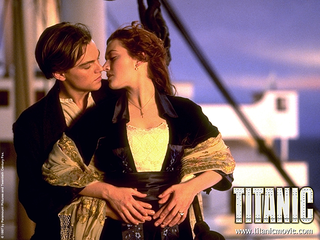 Titanic graphics