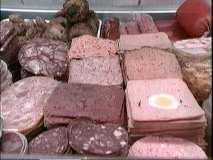 Sausage graphics