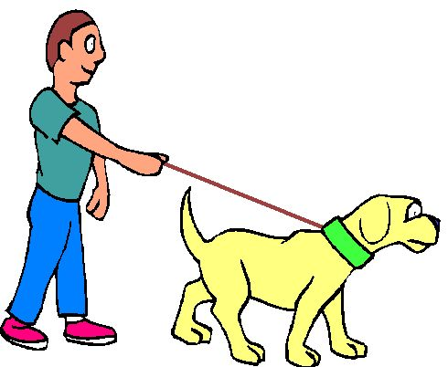 Walking the dog Graphics
