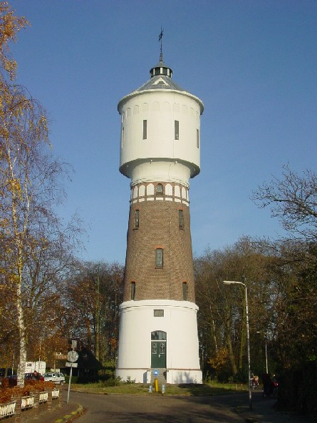 Graphics Water tower