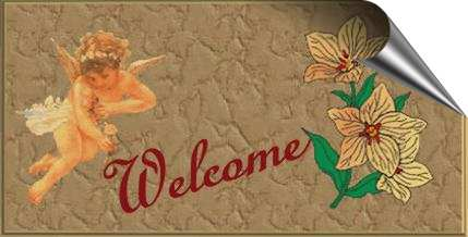 Welcome graphics