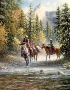 Wild west graphics