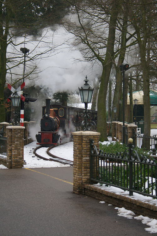 Graphics Winter efteling
