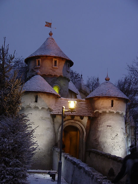 Winter efteling graphics