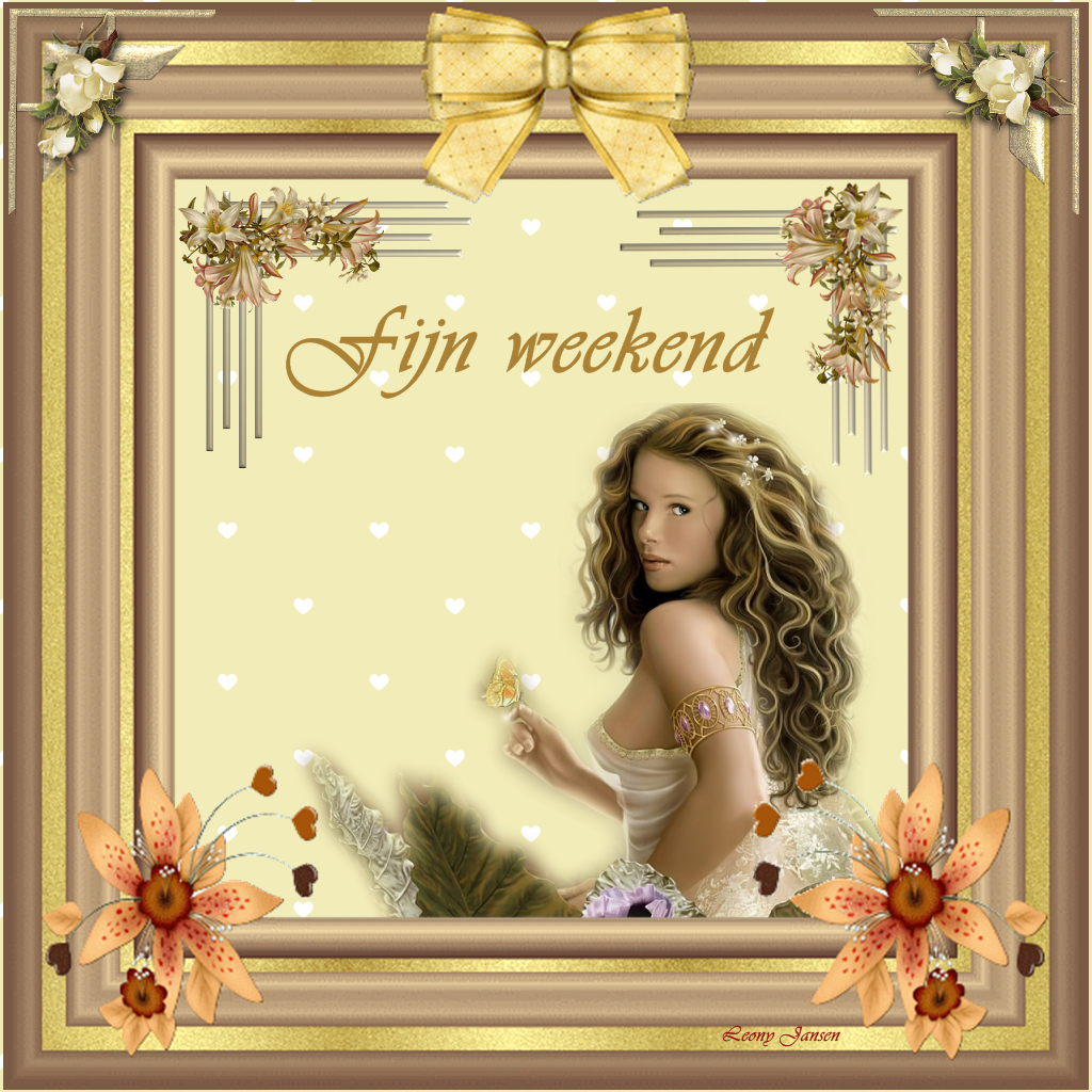 Wonderful weekend graphics