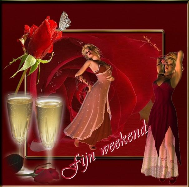 Wonderful weekend graphics